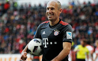 Van Marwijk: Robben not a one-trick pony, he is like Messi
