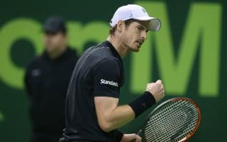 'No pressure' on Qatar final as Murray looks ahead to Australian Open