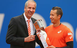 Kohlschreiber battles to third Munich title