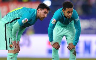 Maxwell: Messi is unique, Neymar makes us dream