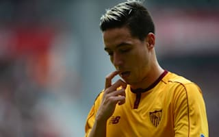Sevilla confirm Nasri hamstring injury