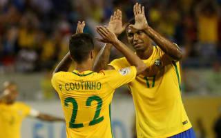 Brazil v Peru: Walace ready to replace Casemiro