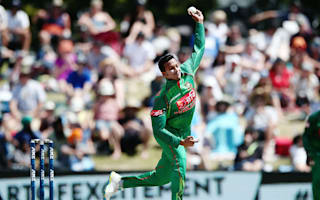 Shakib tipped to take captaincy from retired Mashrafe