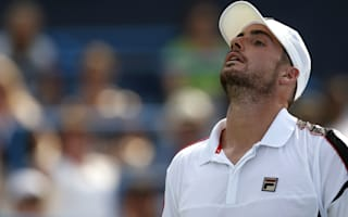 Isner eliminated, Monfils reaches semis in Washington