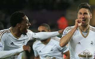 Swansea City 1 Aston Villa 0: Guzan error pushes Villa closer to relegation