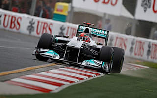 Mercedes GP disappointed at season opener