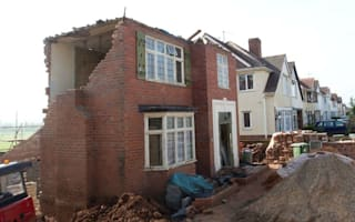 Botched home renovation leads to demolition threat