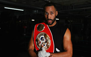 DeGale: I'm willing to fight anyone, including Andre Ward