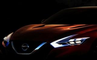 Nissan unveils Sport Sedan Concept ahead of Detroit motor show