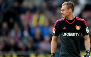 Leno to stay at Leverkusen after buyout clause expires