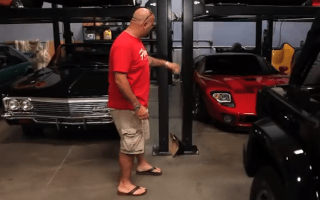Paul Walker's car collection allegedly up for sale