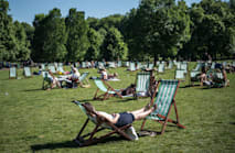 UK weather: Heatwave may lead to toxic haze and air pollution rise