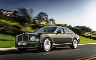 Bentley announces new flagship Mulsanne Speed