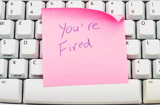 5 workplace rules you didn't know you were breaking - but could get you sacked