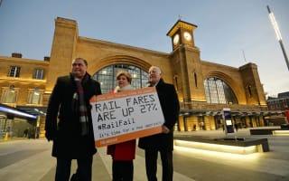 The shocking bills rising twice as fast as rail fares