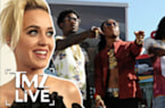 Katy Perry Fans Are Outraged Over Collab With Migos I TMZ LIVE