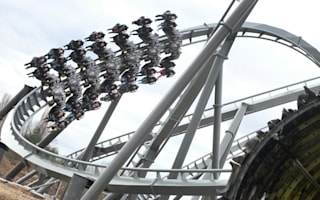 Thorpe Park's new ride breaks down on first day, people stuck for 'minutes'