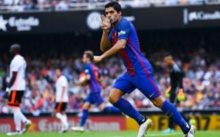 Last-minute winner even sweeter, says Suarez