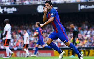 Last-minute winner even sweeter, says Suarez