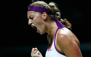 Kvitova hungry for more Fed Cup success