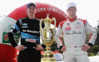 Kris Meeke talks closing in on his first full WRC season
