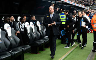 Eight games not enough for Benitez to save Newcastle, says Mannone