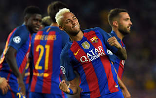 Neymar: Playing for Barca is easy now