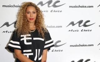 Leona Lewis admits to trashing a hotel room