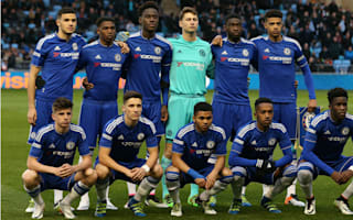 Chelsea down City for third straight FA Youth Cup