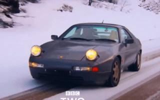Top Gear Xmas special teased in new trailer