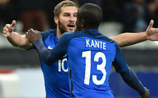 France 4 Russia 2: Kante and Payet net as hosts cruise