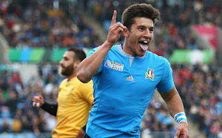 Allan and Campagnaro handed Italy starts at Twickenham