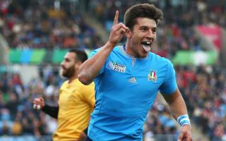 Allan and Campagnaro handed Italy starts at Twickenham