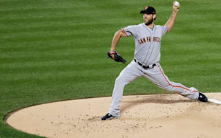 Bumgarner, Gillaspie lead Giants past Mets