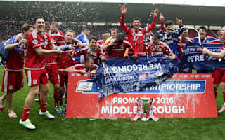 Football League Review: Last-day delight for Middlesbrough and Bristol Rovers