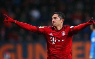 Augsburg 1 Bayern Munich 3: Lewandowski brace stretches Bayern's lead