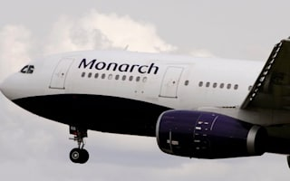 Monarch Airlines is UK's 'least punctual' carrier