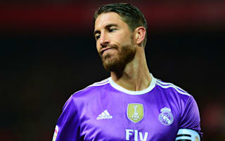 Ramos hurting but calm after Real Madrid's Valencia setback