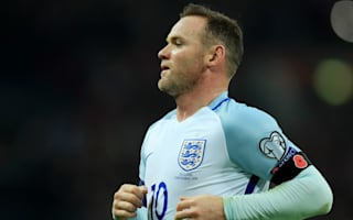 England boss Southgate explains dropping Rooney