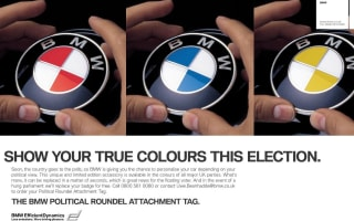 Driving the election: which way should motorists vote tomorrow?