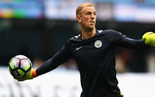 Guardiola will allow Hart to leave City