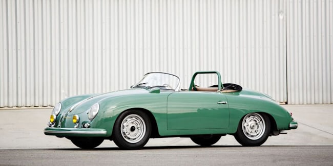 16 classic Porsches owned by Jerry Seinfeld head to auction
