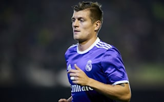 Kroos rules out Bayern return