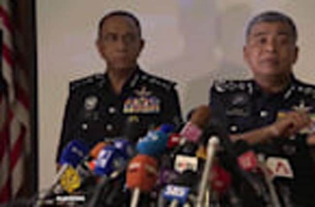 Kim Jong-nam killing: Two North Koreans sought by police