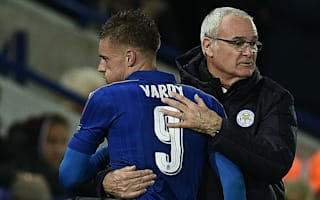 No concerns for Ranieri as Vardy, Morgan and King miss training