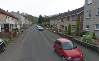 Pensioner crushed to death by car