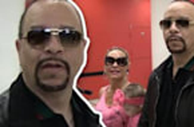 Ice-T Gives Vice President Joe Biden Some Props On His Acting Skills