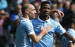 Zabaleta: Guardiola needs Iheanacho more than ever