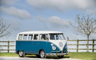 Immaculate Volkswagen Type 2 camper could go for £90,000 at auction