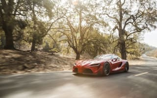 Toyota reveals jaw-dropping FT-1 concept in Detroit